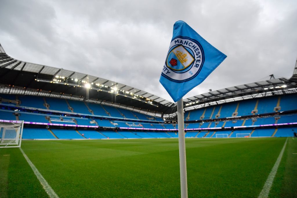 """""""The accusation of financial irregularities remains entirely false.""""Man City are """"disappointed, but regrettably not surprised"""" after being referred to Uefa's club financial control body.Read: https://bbc.in/2LHPCOu #MCFC"""