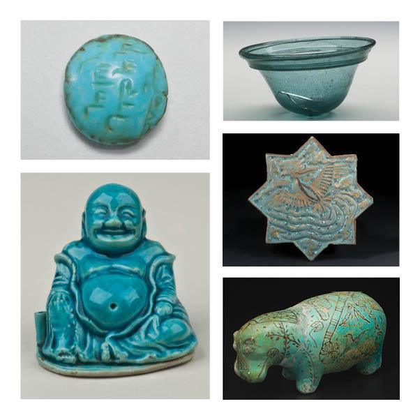 Blue...  #MuseumWeek #RainbowMW