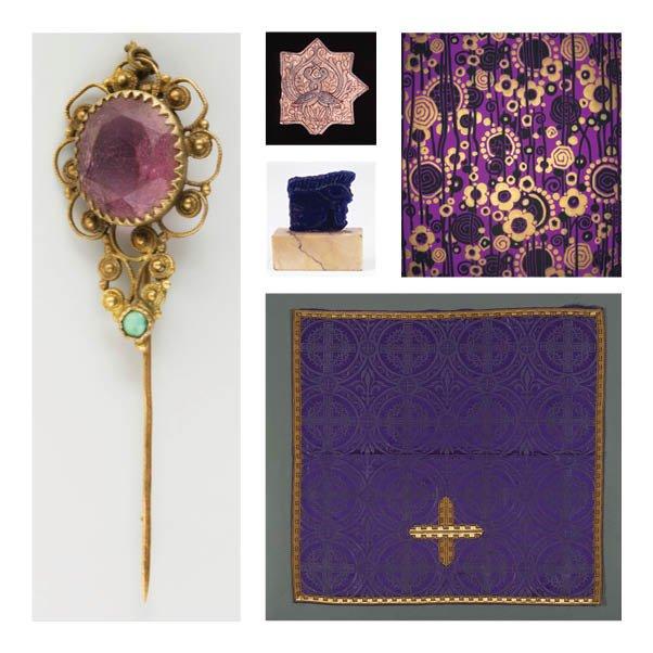 And violet!  #MuseumWeek #RainbowMW