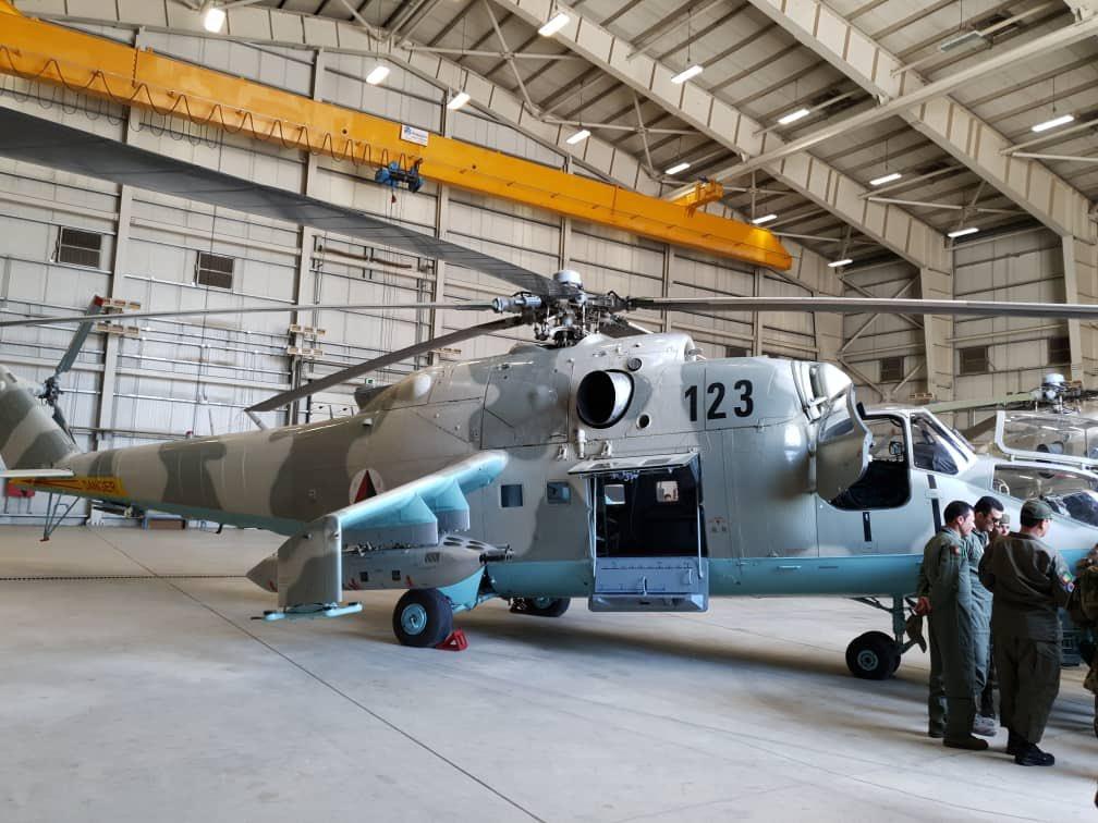 Церемония передачи Индией Афганистану двух вертолетов Ми-24В, приобретенных в Белоруссии вертолетов, Индия, передачи, Афганистана, взаимопонимании, относительно, АФганистана, меморандум, поставки, четырех, Афганистан, Белоруссия, подписали, года, трехсторонний, боевых, Белоруссиии, оплатит, ремонт, доставку