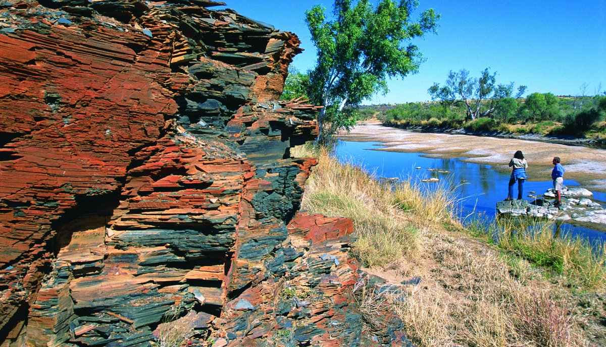 Explore #Nullagine in @austnorthwest and get off the beaten track. Follow the pioneers of the gold rush to the first place in Western Australia where diamonds were found. Find out more here: http://bit.ly/2DZIMhg