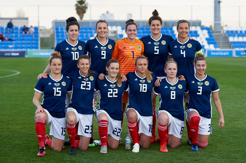"""I'm sitting there on my own, a mouthful of granola and tears running down my face.""It's fair to say one Scotland star didn't think she would be going to the World Cup this summer!👉https://bbc.in/30oIGZN #ChangeTheGame"