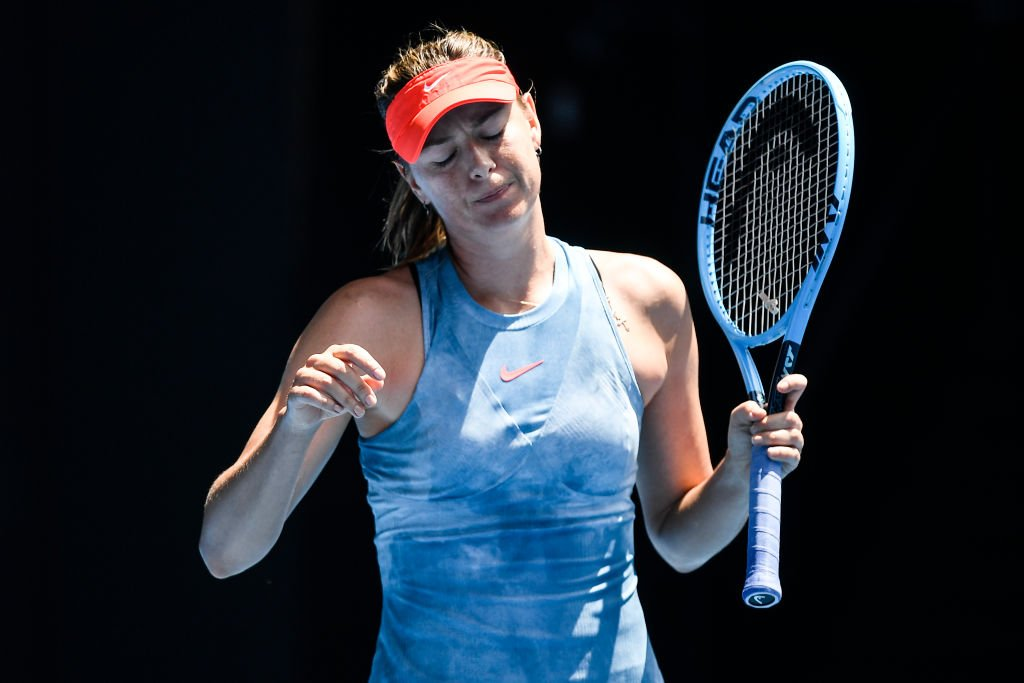 Five-time Grand Slam winner Maria Sharapova has withdrawn from the French Open.She's not played since January...Read: https://bbc.in/2Q8EXLb