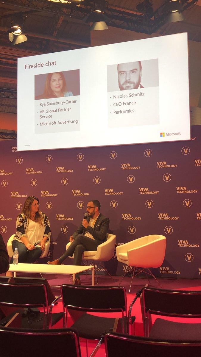 test Twitter Media - .@nico_schmitz présent à #VivaTech pour évoquer l'évolution, le futur de la publicité et ses nouvelles opportunités @MSFTAdvertising @microsoftfrance @MSFTAdsFR @performics @PublicisMediaFr https://t.co/XVLQQm5qQU