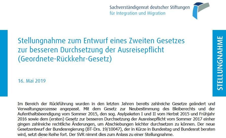 SVR Migration's photo on #Bundestag