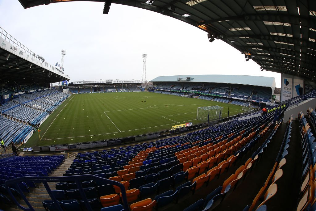 A man accused of threatening to carry out an attack at Fratton Park has been arrested ahead of Portsmouth's match against Sunderland.In full: https://bbc.in/2YyiOJw