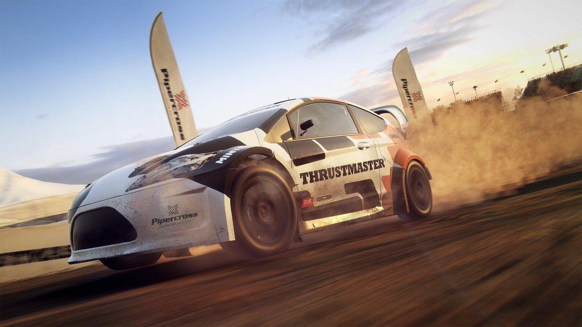 Afbeeldingsresultaat voor DiRT Rally 2.0 thrustmaster livery