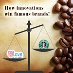 Image for the Tweet beginning: How innovations win famous brands!    #LAC