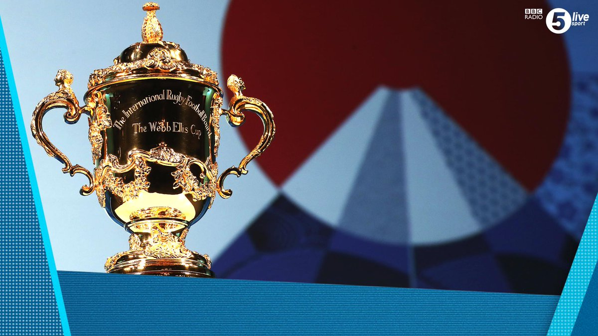 Your home for the 2019 @rugbyworldcup We'll be bringing you exclusive radio commentary throughout the #RWC2019 in Japan Follow live text and commentary on @bbc5live, @BBCSport and @BBCSounds More on #bbcrugby http://bbc.in/2Yr5Ehc
