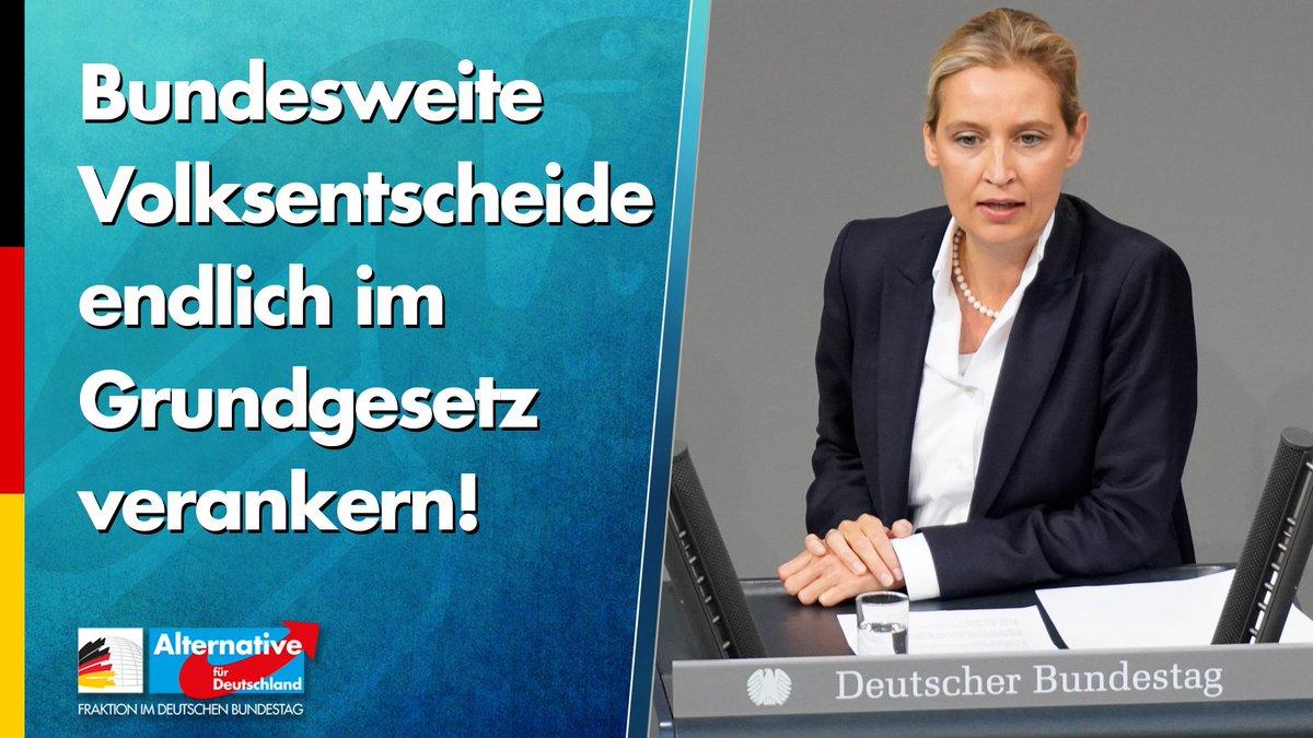 Alice Weidel's photo on #Bundestag