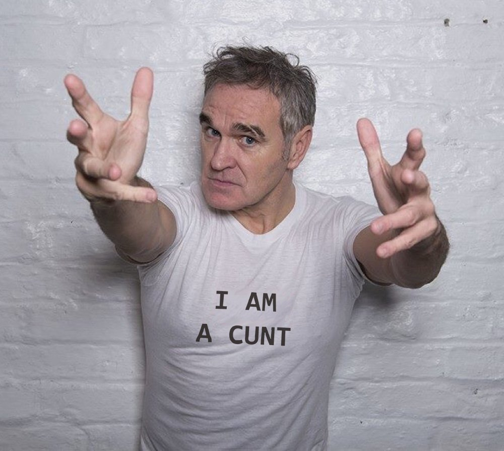#Morrissey #AlwaysWas