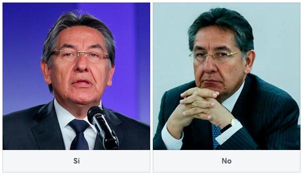 ¿Apoya la renuncia del fiscal Néstor Humberto Martínez?Participe y déjenos su opinión con el HT #LaRenunciaDelFiscal >>> http://bit.ly/2w31hgh