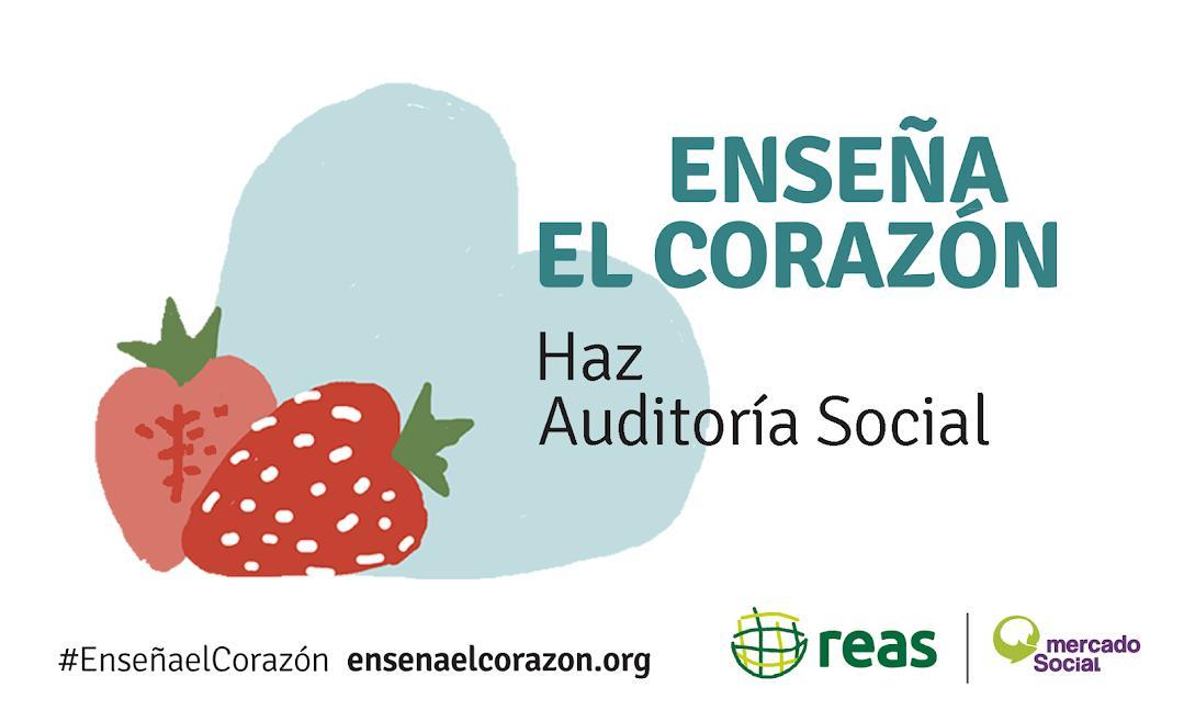 La #EconomiaSolidaria #EnseñaelCorazon a través de su Balance/Auditoria Social, campaña promovida por @Reas_Red, @ElMercadoSocial y sus respectivas redes territoriales. http://www.mecambio.net/blog/noticias/la-economia-solidaria-se-prepara-para-ensenar-el-corazon/…