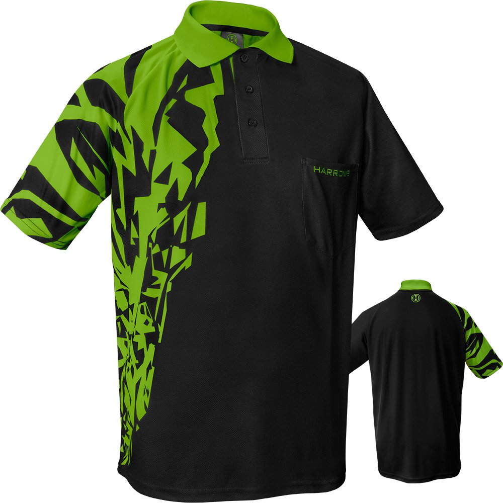 e0b8abc9 Looking for new team shirts? Our top pick of the week are the @HarrowsDarts  Rapide Shirts! Comment below with your favourite colour. #dartspic.twitter.com/  ...