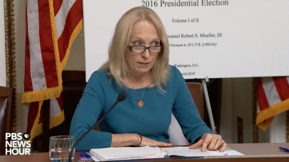 WATCH LIVE: House Democrats conduct marathon reading of redacted Mueller report http://hill.cm/nsQSKKS