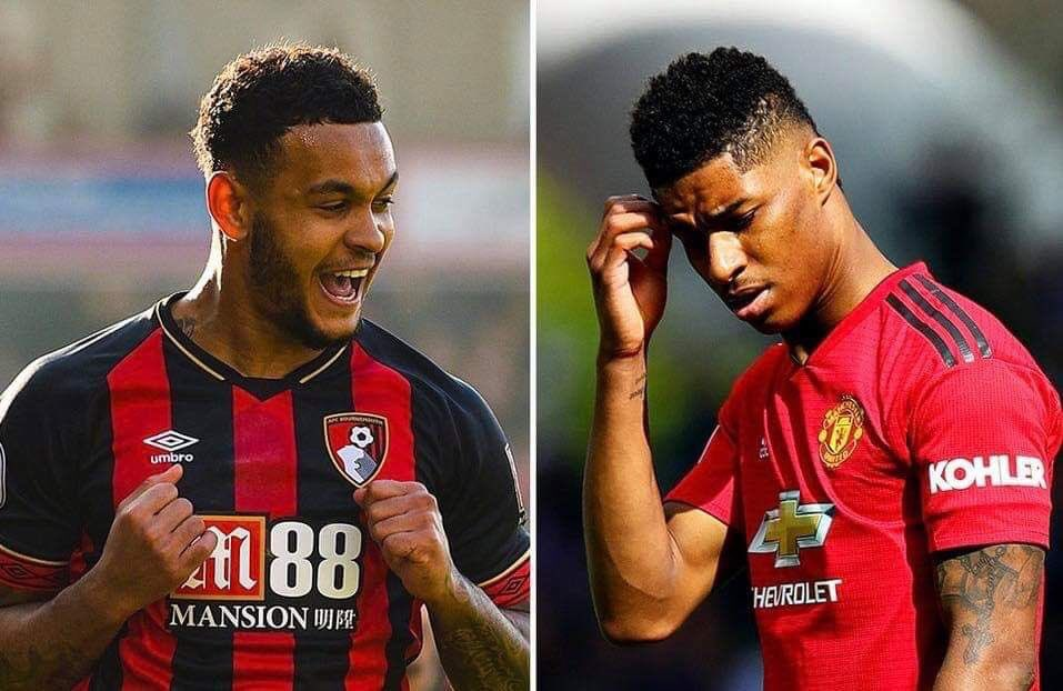 Josh King has outscored Marcus Rashford for the 4th season in a row. Man Utd fans were comparing Rashford to Mbappe not long ago. It's time to stop overhyping Rashford. 😭😂