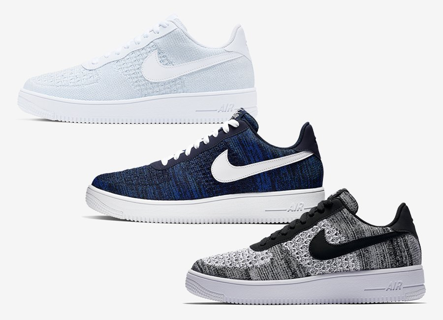 dc75b822c0578c ... of the new Nike Air Force 1 Flyknit 2.0 that are available on Nike CA  for  145 + free shipping https   bit.ly 2PQtFv7 pic.twitter.com cXlbJuYtSp