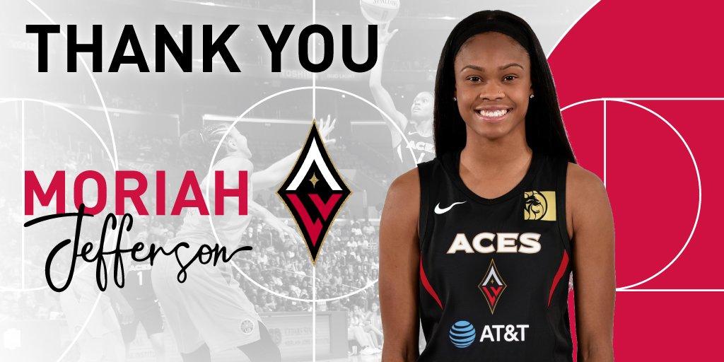 Thank you, Moriah!