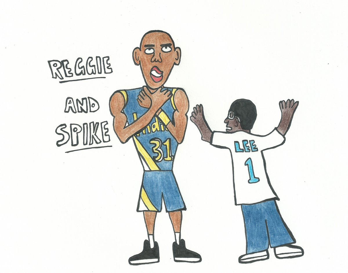 Poorly Drawn Basketball Player Caricatures's photo on Knicks