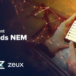 Image for the Tweet beginning: Great news! #NEM holders can