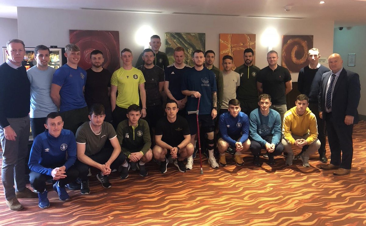 Statement from the players of Limerick FC. pfai.ie/news/statement…