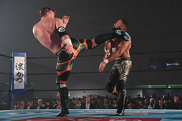 "NJPW: ""Best of the Super Jr 26"" Día 4, cuatro hombres se despegan 6"