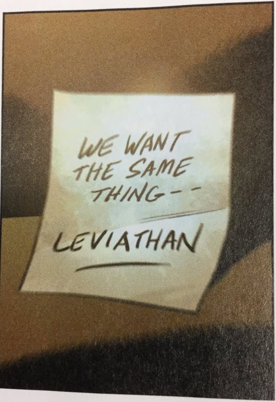 My Leviathan theory ... laid out! comicboxcommentary.blogspot.com/2019/05/leviat… This time I'm right. @BRIANMBENDIS @DCComics