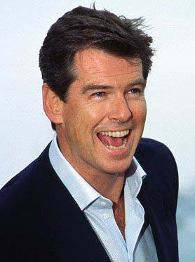Happy 66th birthday to Pierce Brosnan.