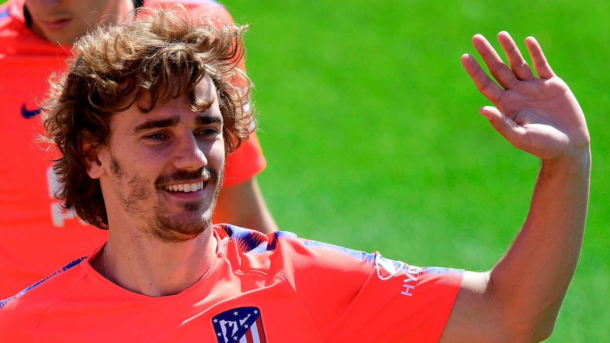 #LaLiga: #AntoineGriezmann to leave #AtleticoMadrid, likely to join #Barcelona  https://t.co/7cQYTYZyOL https://t.co/lhkFqKIJiT