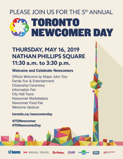 Sherbourne Health's photo on Nathan Phillips Square
