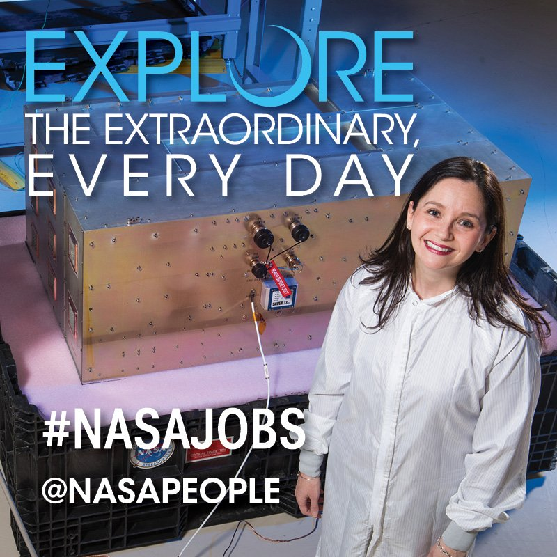 At NASA, our engineers are turning dreams into reality. We're seeking an aerospace engineer to serve as the Human Factors Technical Discipline Lead in TX. View this vacancy before it closes today (5/16): go.nasa.gov/2W5FumD #NASAJobs #Moon2Mars