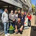 Image for the Tweet beginning: The team at Brentwood Community