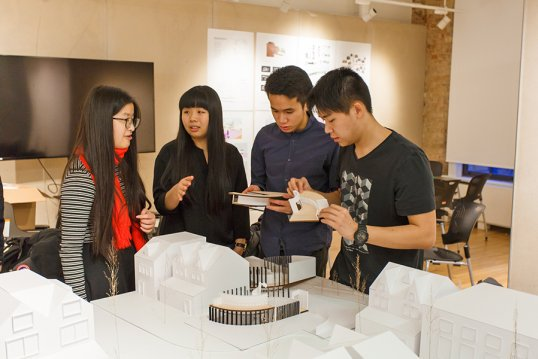 University Of Toronto On Twitter For Students In Grades 11 12 Contemplating A Career In The Architectural Design Industry Uoftdaniels Is Offering A 3 Week Summer Program That Will Show Participants The