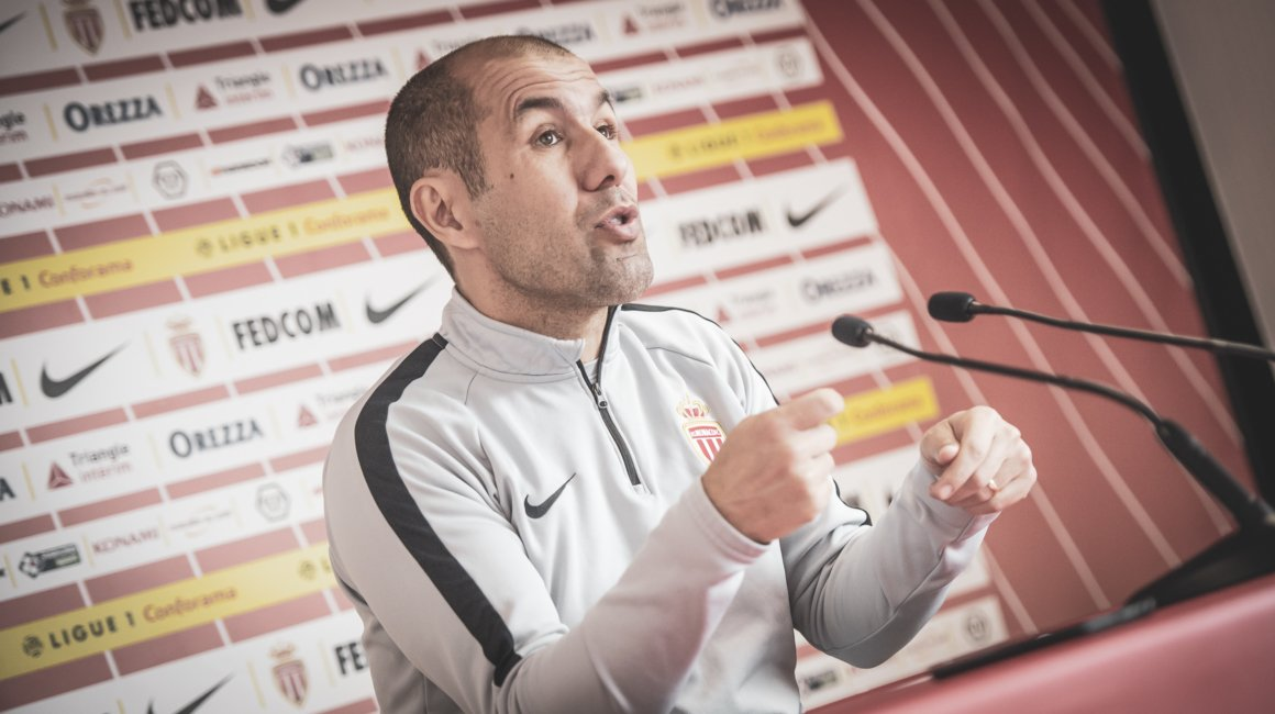 &quot;If we think we deserve more than our opponents, we must show it on the pitch.&quot; - @leonardojjardim   #ASMASC<br>http://pic.twitter.com/6BPZH04crS