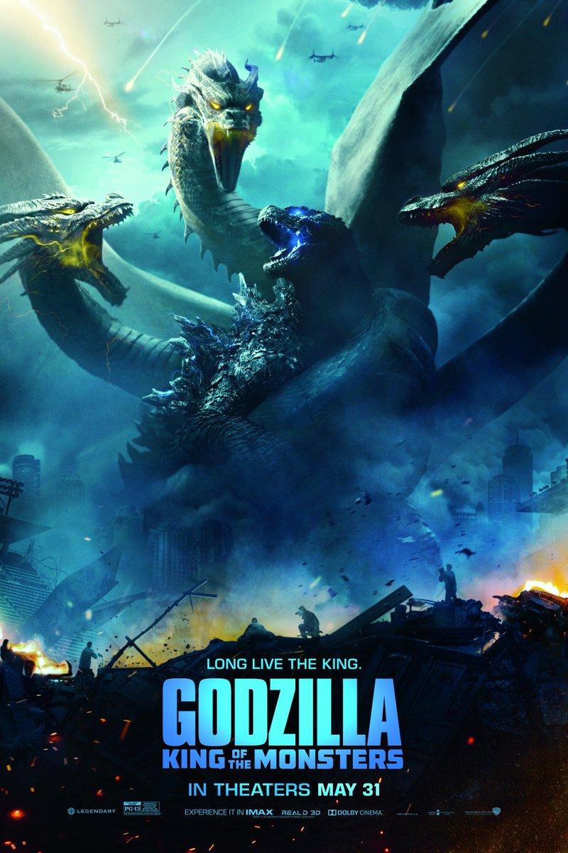 Descargar Godzilla 2 El Rey De Los Monstruos Por Mega Online Latino