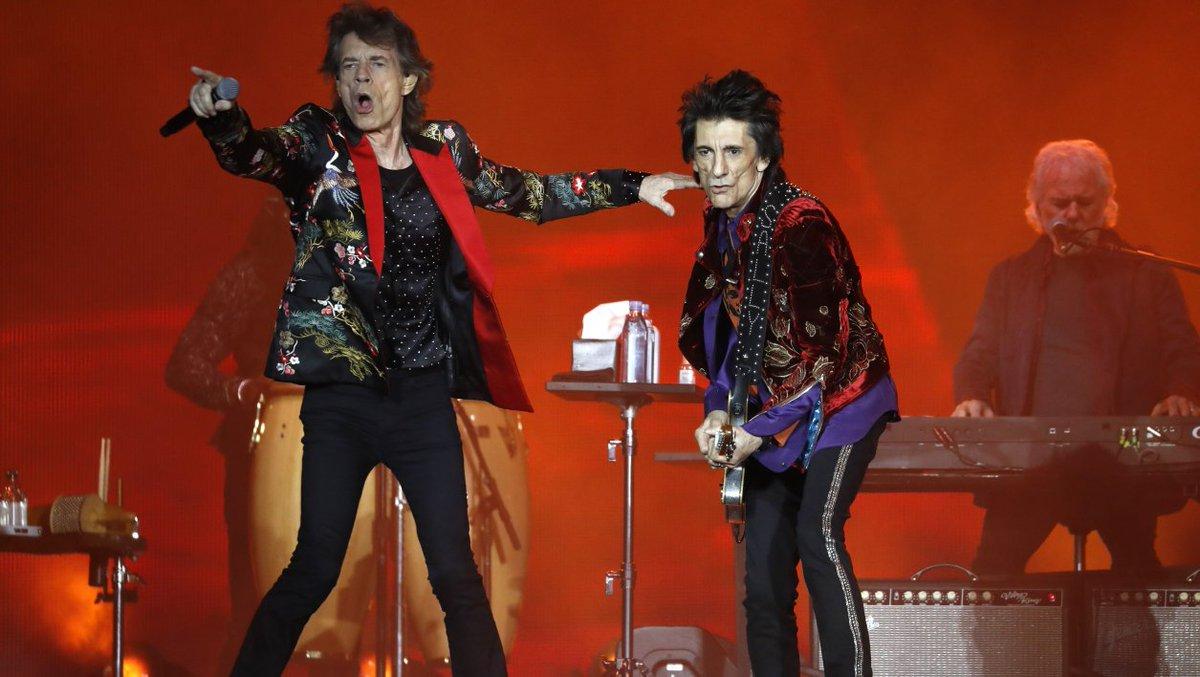 BFMTV People's photo on Mick Jagger