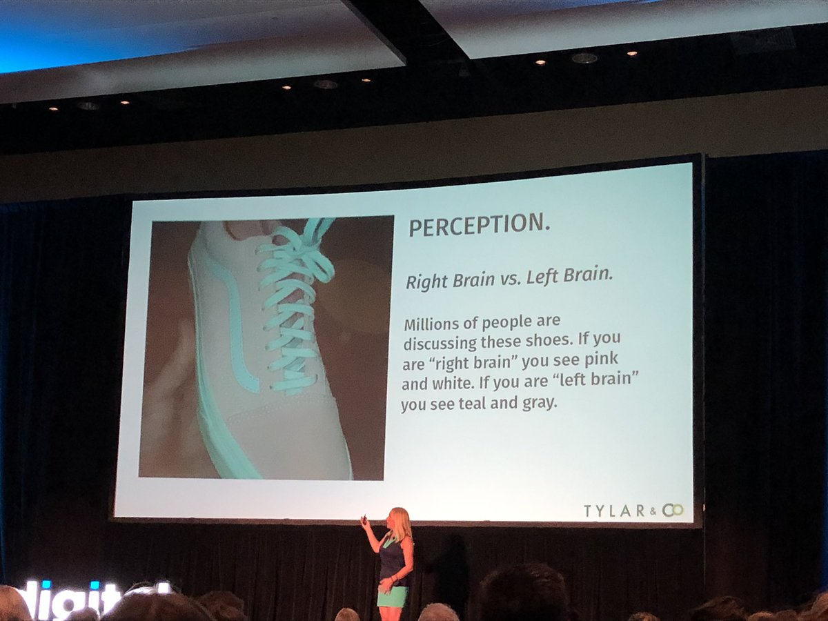 Can we all agree that this is teal and gray?! User perception is not universal #dskc <br>http://pic.twitter.com/R6tnTA75jj