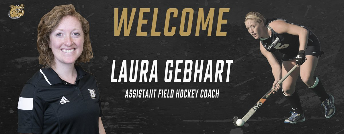 Welcome Laura Gebhart as our new assistant coach!   📰: http://bit.ly/FH-Gebhart   #GoBryant