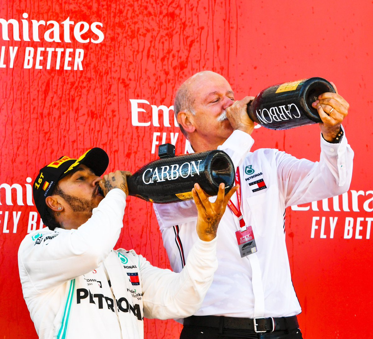 💭 'We like to drink with Zetsche...'