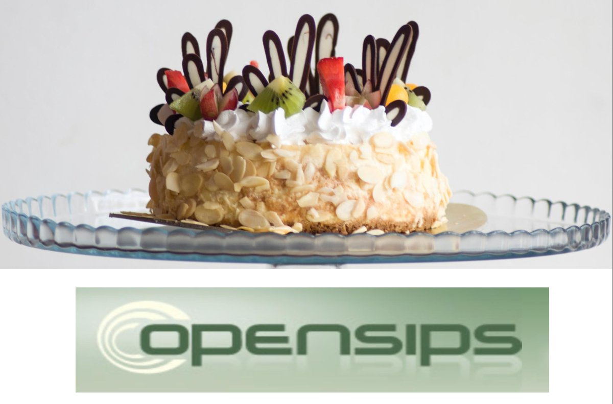 The 5-Minute Wonder: OpenSIPS Server Takes the Cake – Nerd Vittles