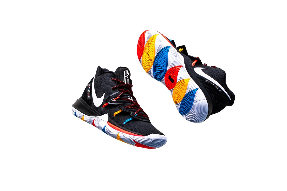 bf91a87a1bf3 Kyrie 5 Friends collection https   sneakerpolitics.com search type product q kyrie+friends  …pic.twitter.com qaORxRmp3f