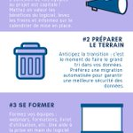 Image for the Tweet beginning: Nouvelle infographie de @JarvisLegal_FR