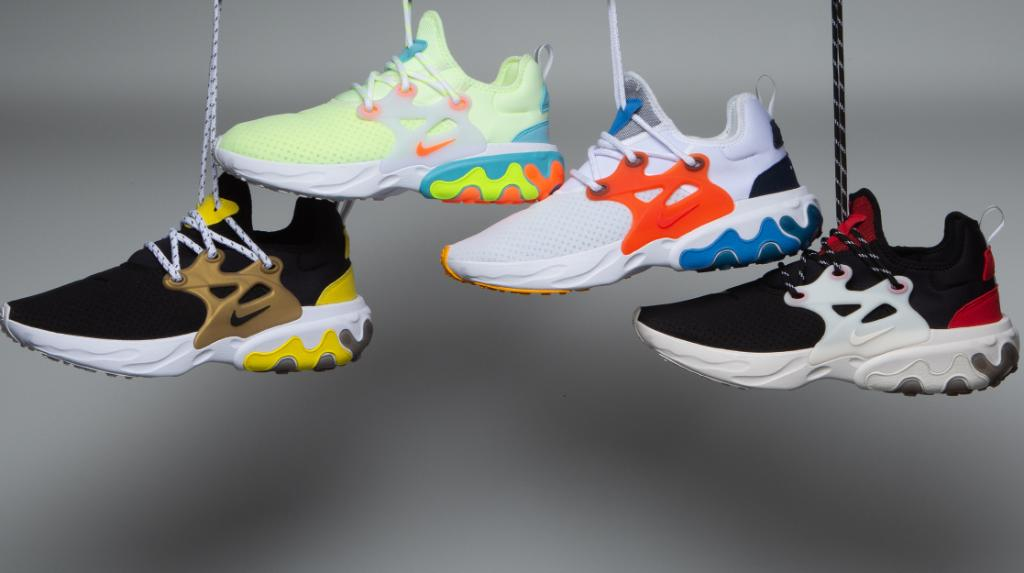 buy online 9fc63 c77f7 hybrid style the nike presto react combines the iconic air presto with  react cushioning to create