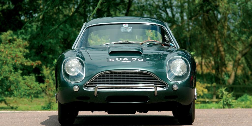 The DB4 GT Zagato, a truly iconic Aston Martin, also had a racing life. In 1961 three DB4 GT Zagato models competed at Le Mans.   #LeMans24 #Zagato #AstonMartin