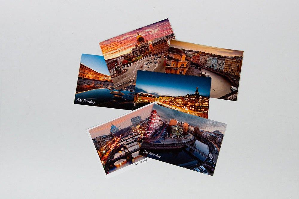 Печать открыток постеров