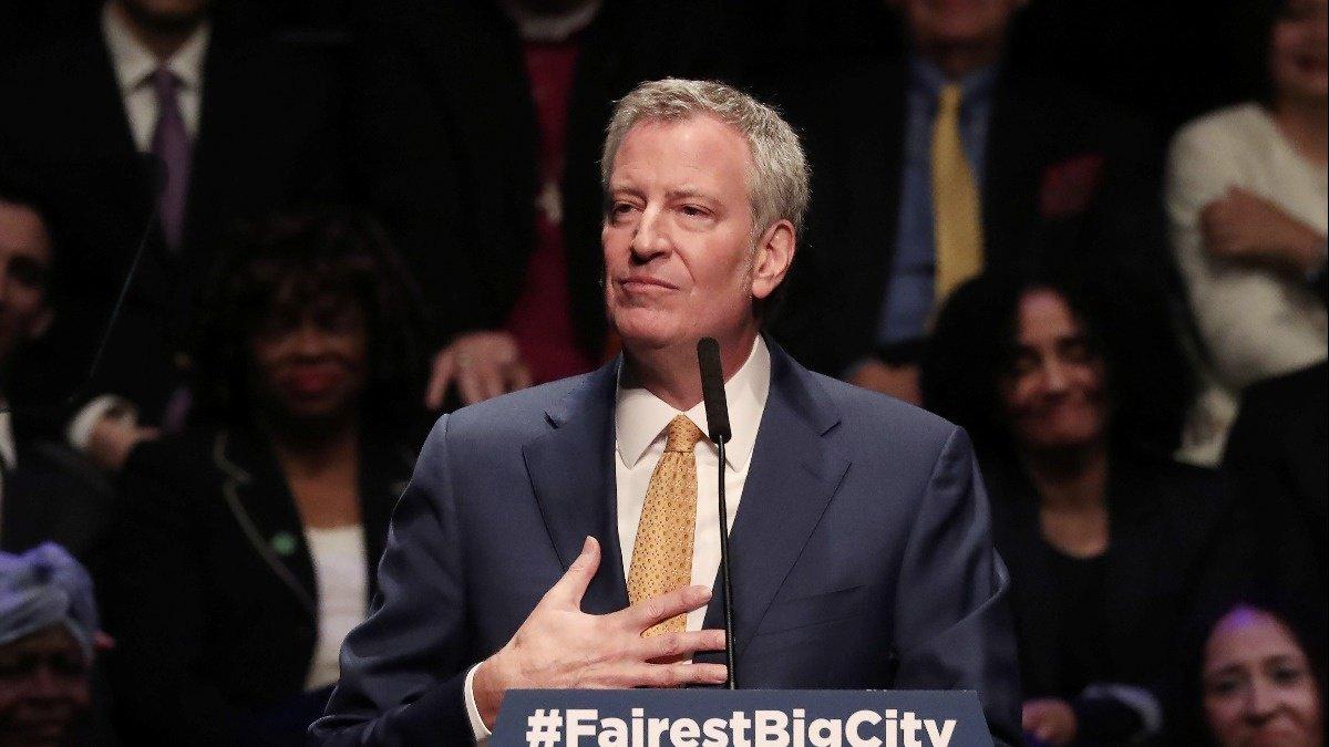 NYC Mayor De Blasio announces 2020 run https://reut.rs/2VJNg6v