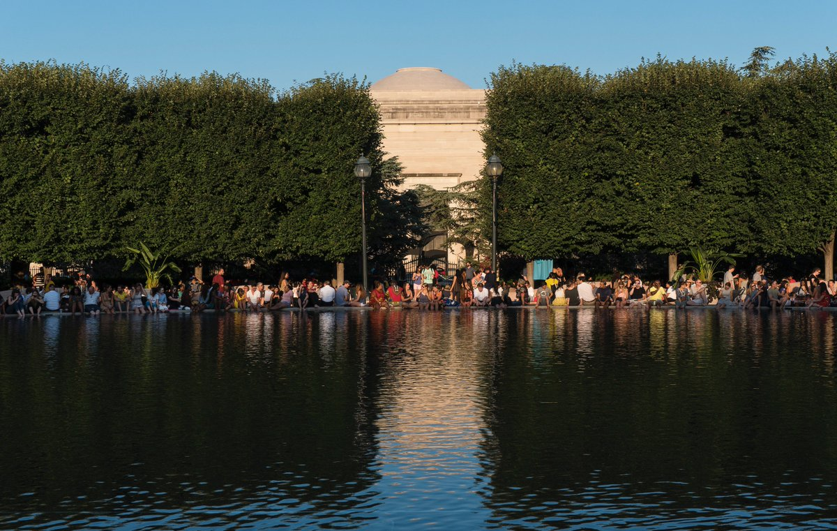 Jazz in the Garden returns for its 19th season this Friday, May 17! Visit our Sculpture Garden every Friday through August 23 from 5 to 8:30 pm for a night in an urban oasis set to tunes ranging from Brazilian folk to go-go: https://t.co/7vOwq9Y43K #jazzinthegarden https://t.co/YHQex9c5Ng