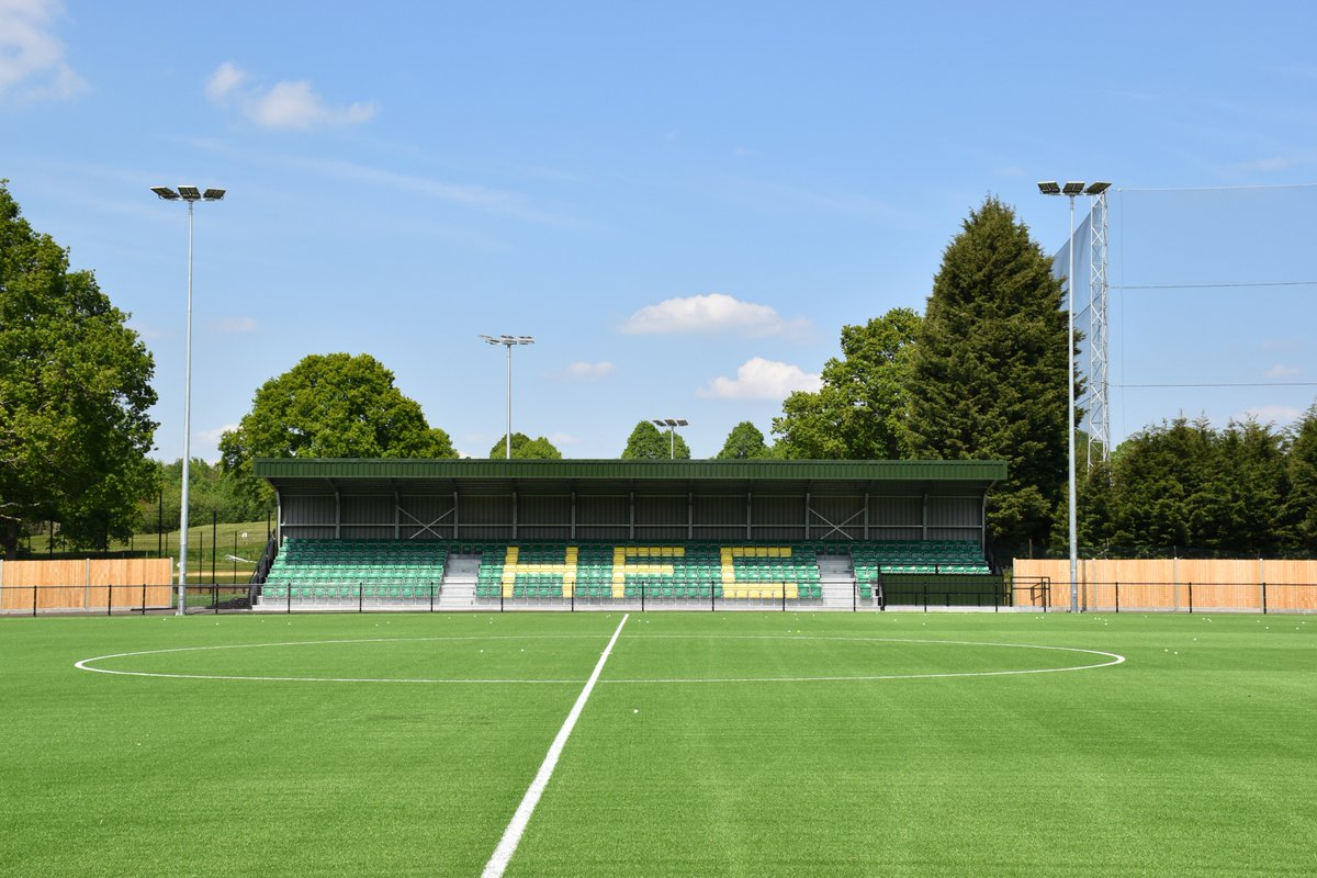 🏟️ | We went back to the @HorshamFC stadium this week to add new #turnstiles to the list of ground improvements we've already installed, including the 307 seated stand and 6-tread terracing.  ✅ A well designed, truly fantastic facility in the making.  #groundupgrades #HorshamFC