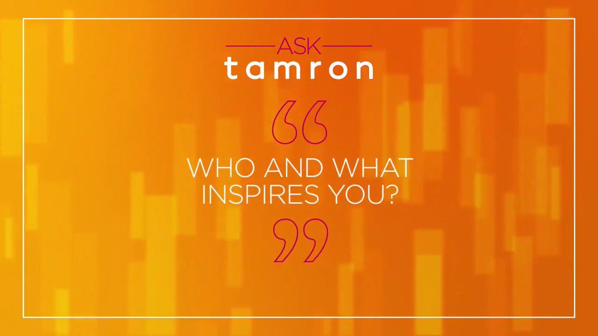 Get to know @tamronhall before the show premieres on 9.9.19. Ask a question in the comments for a chance to have it answered! #AskTamron