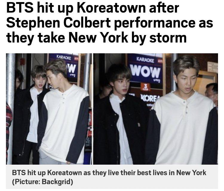 BTS Jin dating scandalo